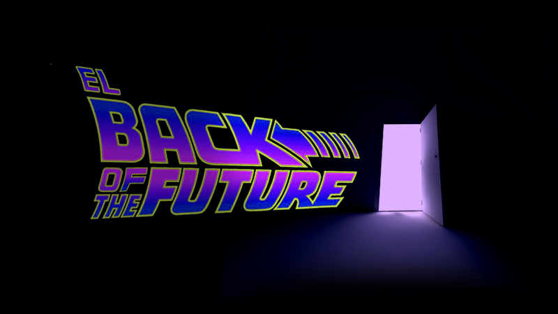 El back of the future