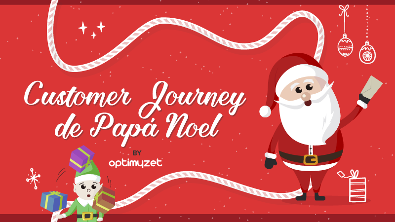 El Customer Journey de Papá Noel